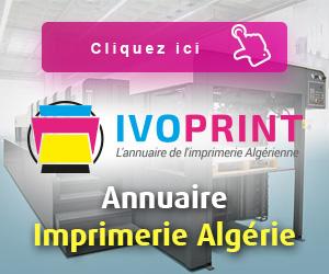 Imprimerie Algérie